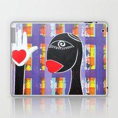 MAMMA AFRICA-CUORE IN MANO Laptop & iPad Skin