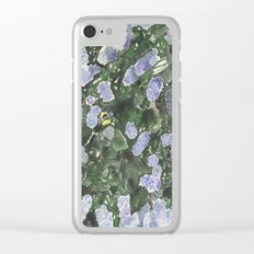 The Bumblebee Clear iPhone Case