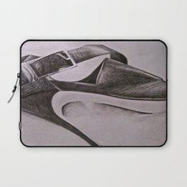 Black Heel Laptop Sleeve