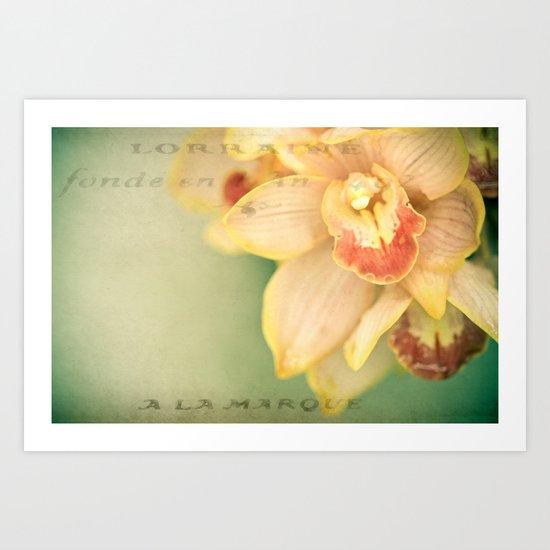 Sweet Lorraine Art Print