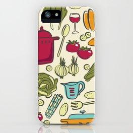 Cookin' iPhone Case