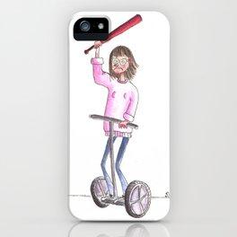 Miss Iona iPhone Case