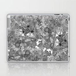 Abstraction #9 Laptop & iPad Skin