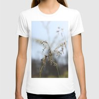 grass T-shirts featuring Grass by RMK Photography