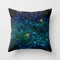 neverland Throw Pillows featuring Neverland by TMarieee10