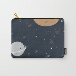 The Moon and the Stars Carry-All Pouch