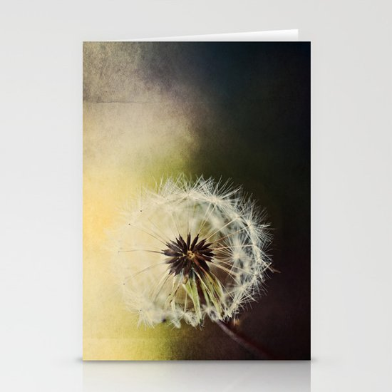 Grungy Wisher Stationery Cards