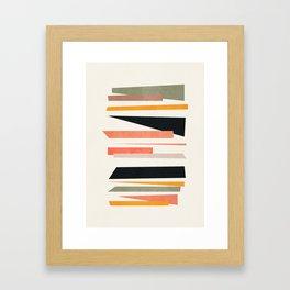 Abstract Art 26a Framed Art Print