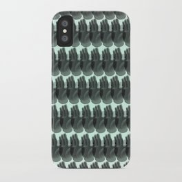 Hand of God Pattern (Draft?) iPhone Case
