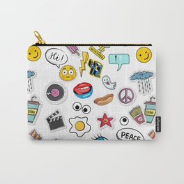 Patches my Love! Carry-All Pouch