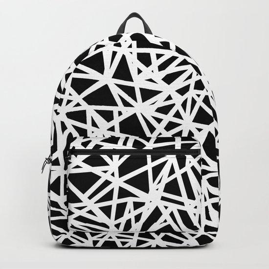 Ab Upside down Black Backpack