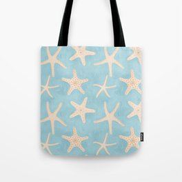 Starfish in the Water Tote Bag