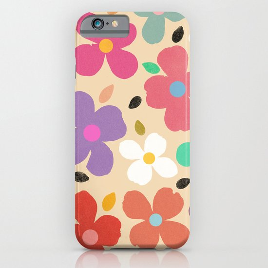 dogwood 9 iPhone & iPod Case