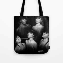 Fifth Harmony 'Reflection' Digital Painting Tote Bag