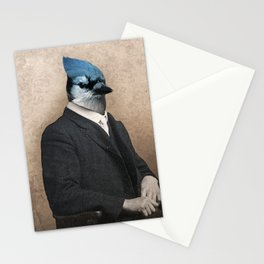 Mordecai & Rigby Stationery Cards