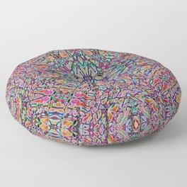 Original Rainbow Trip Floor Pillow