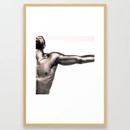 Jason - Dancer Series 1 Framed Art Print