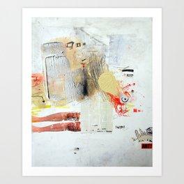 TRIPTYCH (III); Art Print