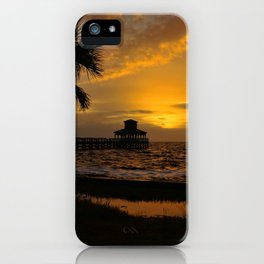 Island Sunrise iPhone Case