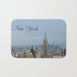 New York Bath Mat