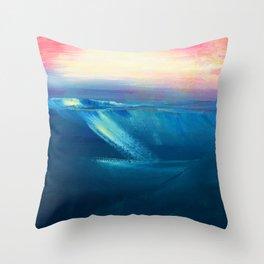 Serenity Dream 2 by Kathy Morton Stanion Throw Pillow