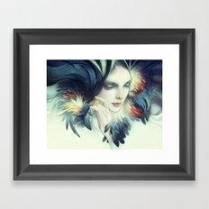 Tavuk Framed Art Print