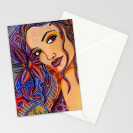 Strands of Nature (Connected) Stationery Cards