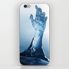 Come with the rain iPhone & iPod Skin