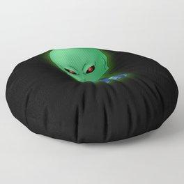 Chibi Martian Manhunter Floor Pillow