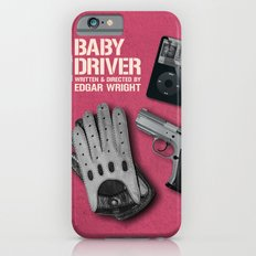 Baby Driver iPhone 6s Slim Case