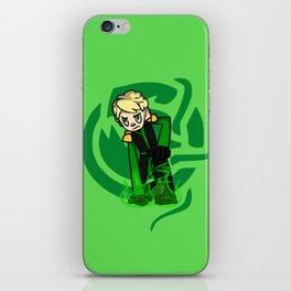 Green Lloyd iPhone Skin