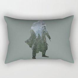 Assassins Creed - Woodland Rectangular Pillow