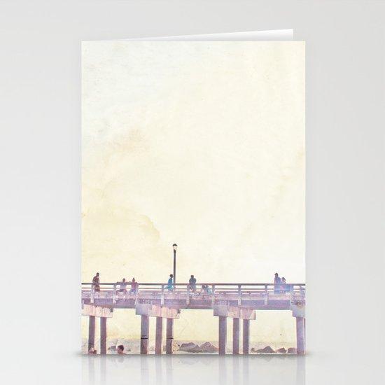 California Dreamin' in NY Stationery Cards