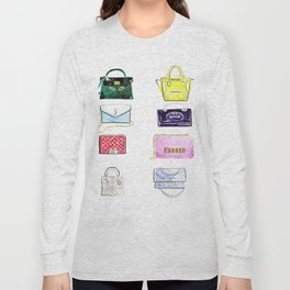 Bags bags bags Long Sleeve T-shirt