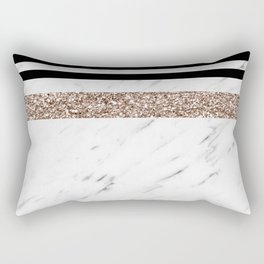 Exotica marble Rectangular Pillow