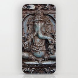 Ganesh Murti iPhone Skin