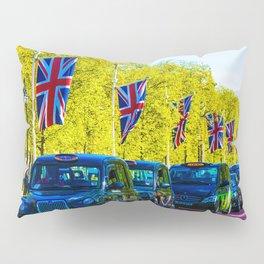 The London Drive Pillow Sham