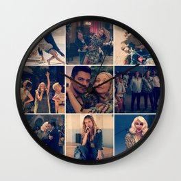 Mamma Mia: Here We Go Again Wall Clock