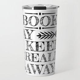 A Book A Day... Travel Mug