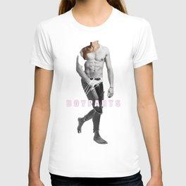 """DENIM WALK"" BY ROBERT DALLAS T-shirt"
