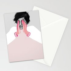 A Touch of Pink 02 Stationery Cards