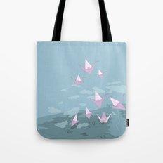 Origami S01 Tote Bag
