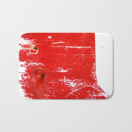 Scratches Bath Mat