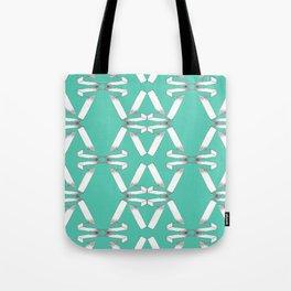 Number 7 - V2 Pencil Tote Bag