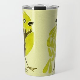 Goldfinches Travel Mug