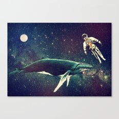 Across The Universe Canvas Print