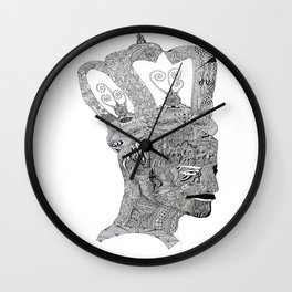 Someone who will live forever Wall Clock