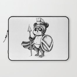 This is Sparta Laptop Sleeve