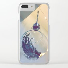 cradle me do Clear iPhone Case