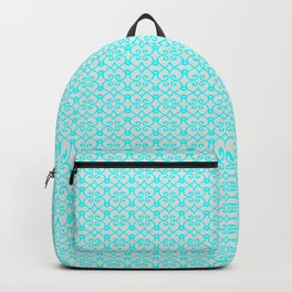 Floral Tracery Backpack